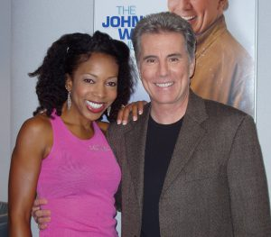 On the set with John Walsh